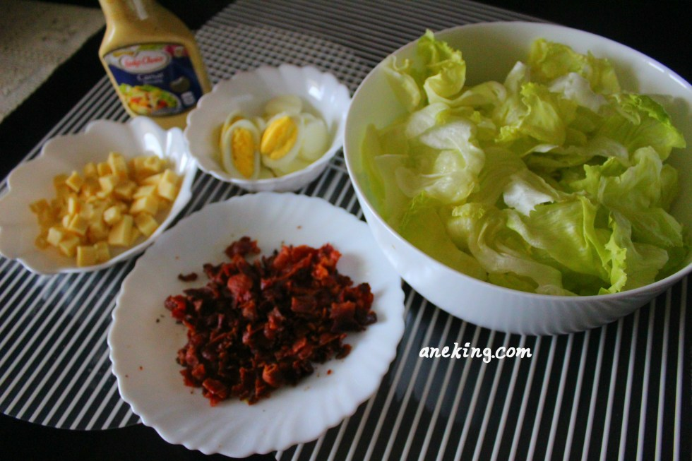 8 ceasar salad ingredients