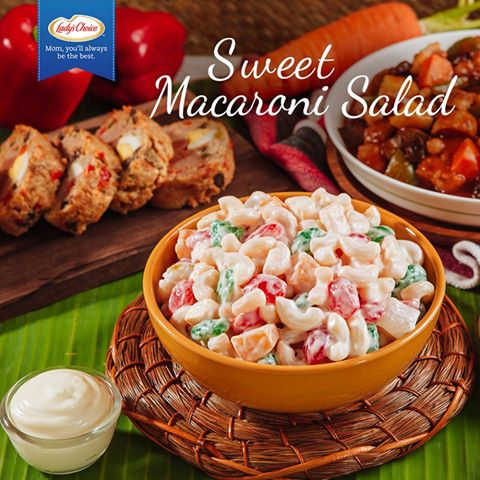 How To Make Lady's Choice Macaroni Salad - Ane King