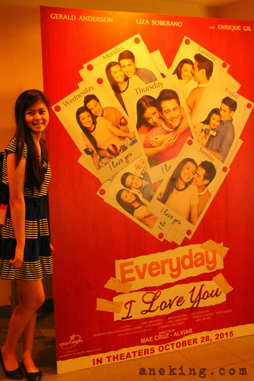 Everyday I Love You Movie Review