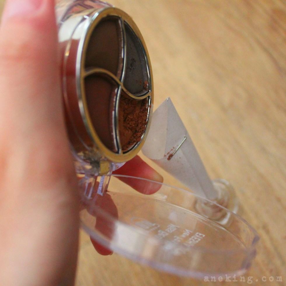 eyeshadow nail polish step 5