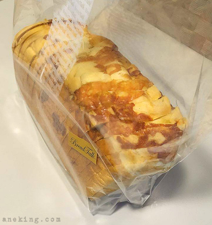earthquake cheese toast