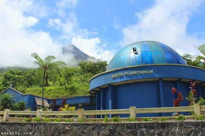 mayon skyline planetarium