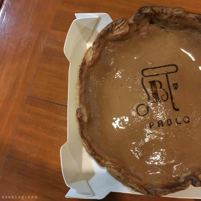 pablo chocolate mini cheesetart
