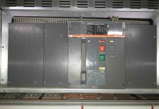 ABB-Air Circuit Breaker-ACB-6300A