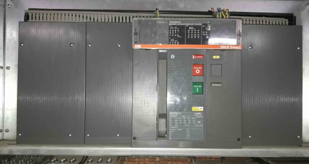 ABB-Air Circuit Breaker-ACB-6300A