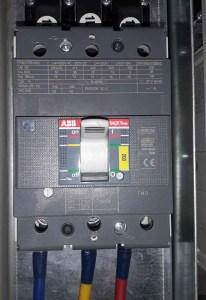 ABB-Moulded Case Circuit Breaker-MCCB-250A