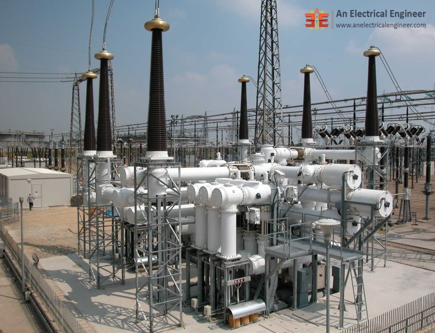 Gas Insulated Substations 420kV