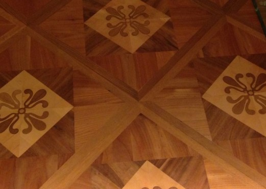 Beautiful Parquet, Abbey Museum