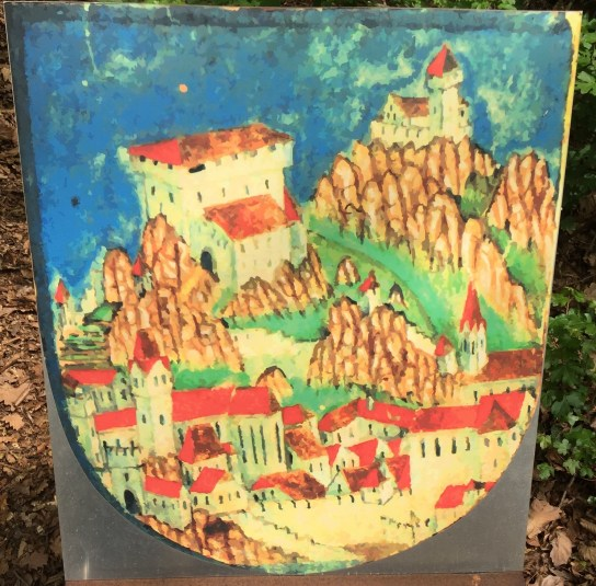 Durnstein at the Middle Ages
