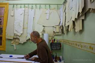 Pattern cutting fashion design Thessaloniki