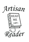 Artisan Reader - book logo