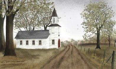 painting.church