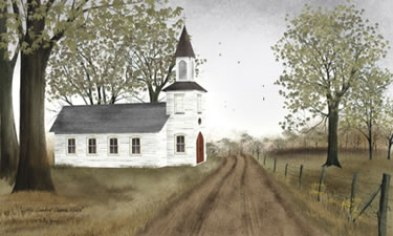 painting.church