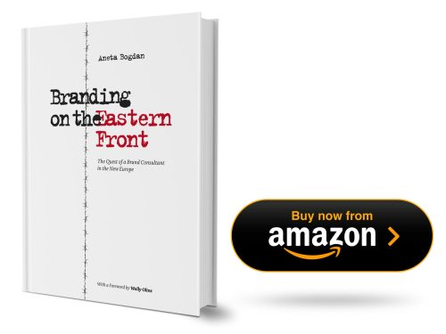 "Aneta Bogdan's ""Branding on the Eastern Front"" is now available. Buy it now from Amazon."