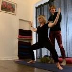 private yoga lessons Canterbury