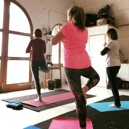 yoga classes Ramsgate, Broadstairs