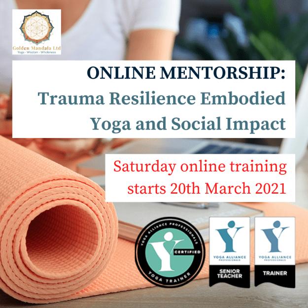 TREY, trauma-informed yoga, yoga for trauma, yoga for trauma training, yoga for trauma recovery