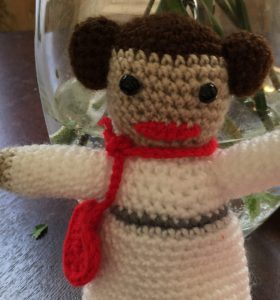 Ravelry: Princess Leia pattern by Lucy Collin | 300x280