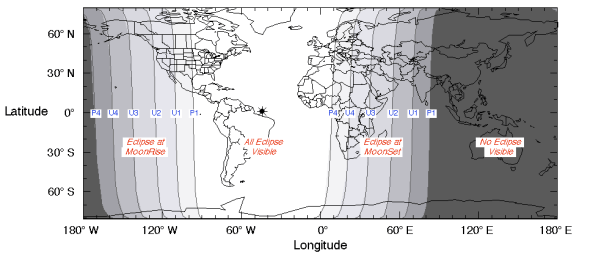 lunar 2015 map