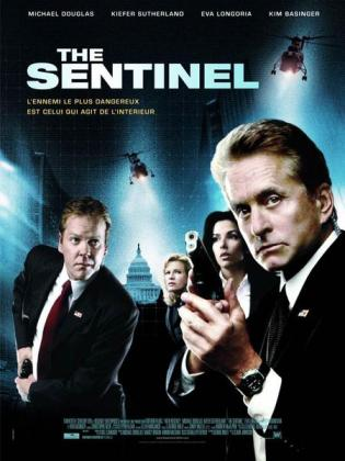 The Sentinel Movie Michael Douglas Keiffer Sutherland