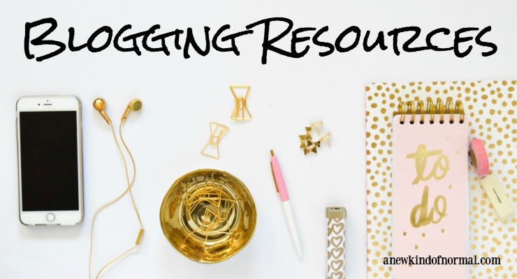 Resources for All Bloggers
