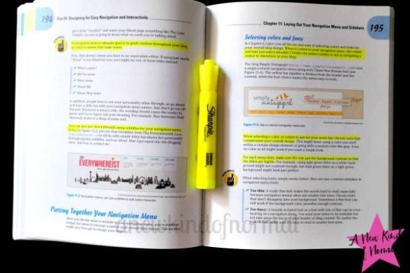 Blog Design For Dummies - Inside Look