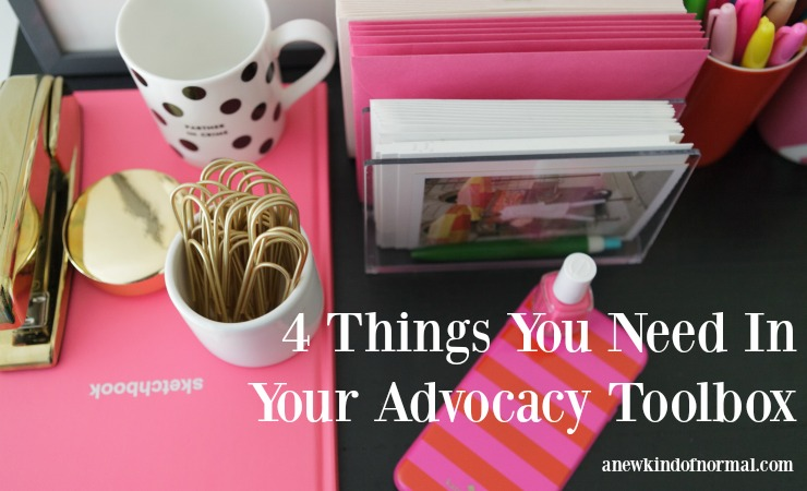 What You Need In Your Advocacy Toolbox