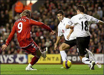 Torres v Fulham