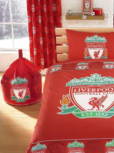 WIN a new look LFC bedroom for Christmas  Anfield Online