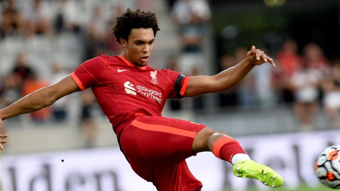 Trent Alexander-Arnold looks to again emerge as one of Liverpool's key players. ALL RIGHTS RESERVED BY SKY SPORTS