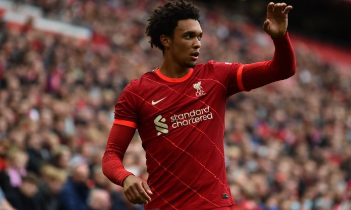 Trent Alexander-Arnold will look to force his way back into Gareth Southgate's plans before the World Cup next summer. ALL RIGHTS RESERVED BY LIVERPOOL FC