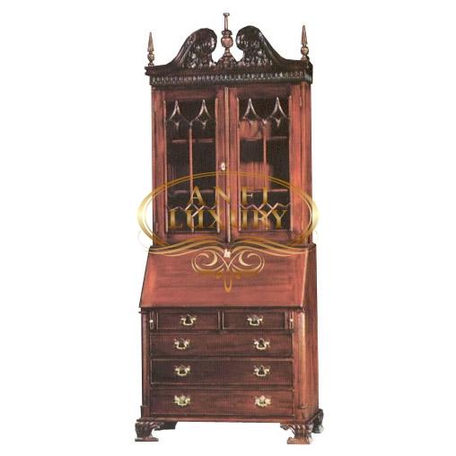 Bureau W Bookcase Lmr371 Indonesian Furniture