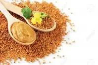 Semillas de mostaza.