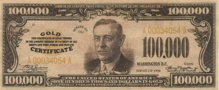 Dólar más grande