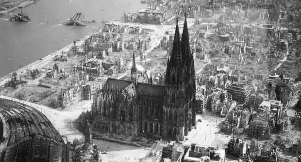 Destrucción de Berlin