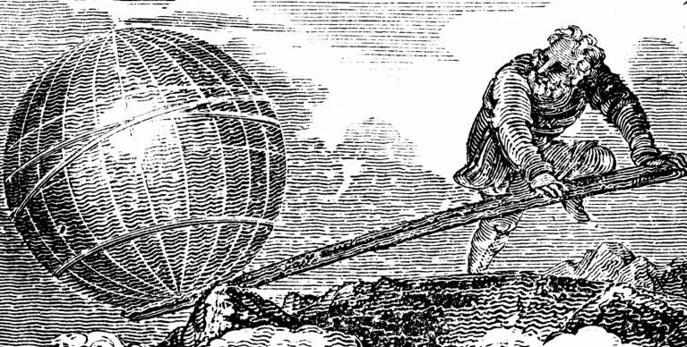 El texto perdido de Arquímedes, el palimpsesto de Arquímedes