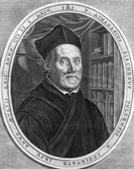 Athanasius Kircher.