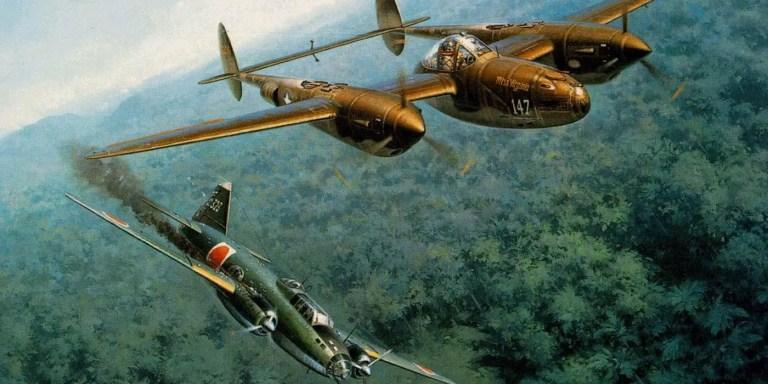 La odisea en busca del escuadrón de aviones perdido