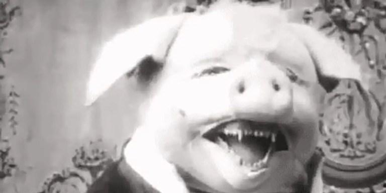 Le Cochon Danseur, la película más rara y freak del cine mudo