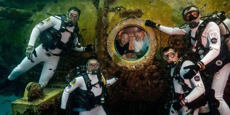NEEMO la base submarina de la NASA más avanzada del mundo