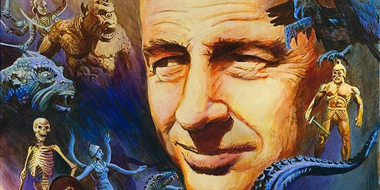 Las sorprendentes criaturas de Ray Harryhausen, el padre del stop-motion