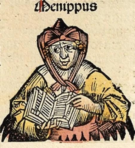 Menipo de Gádara.