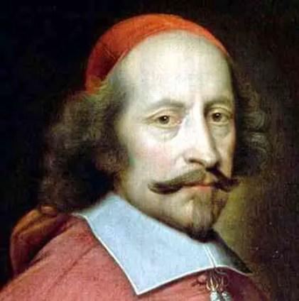 Cardenal Richelieu.