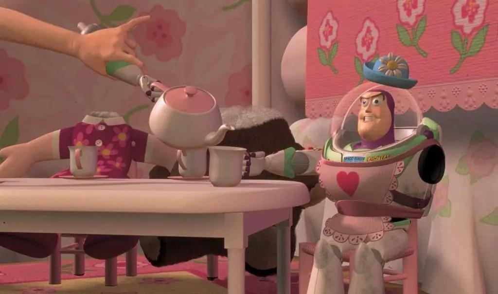 Captura de Toy Story.