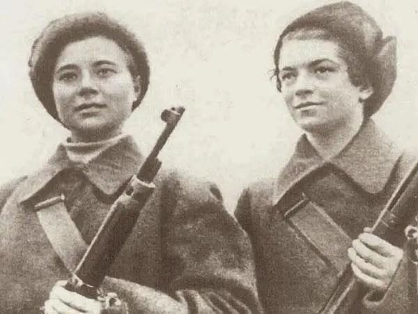 Fotografía del la segunda guerra mundial.
