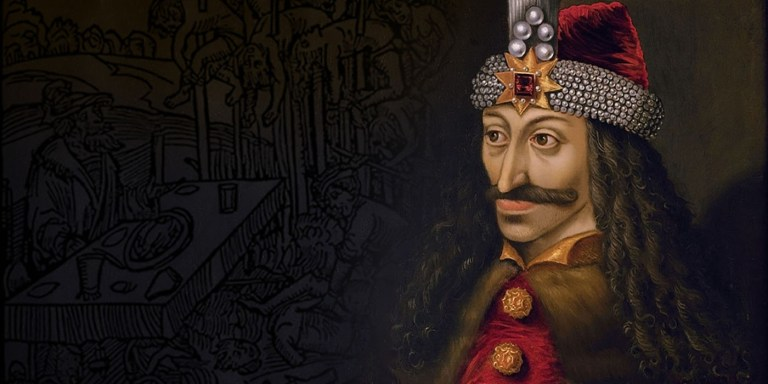 Pintura de Vlad el Empalador.