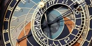 Detalle del Reloj de Praga.
