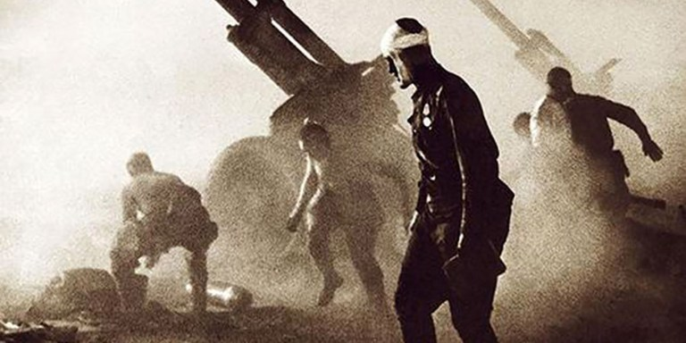 El infierno de la Batalla del Dniéper resumido en una sola imagen