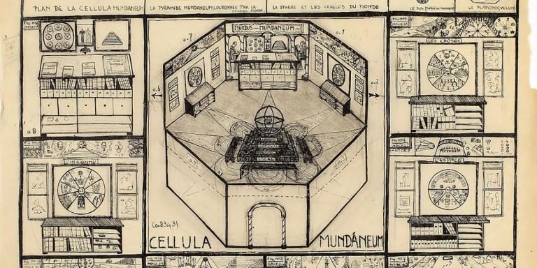 Cellula Mundaneum.