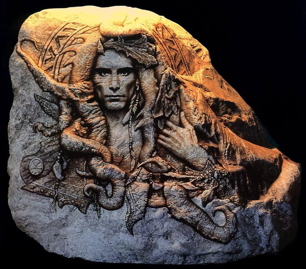 Petropictos de Ciruelo.